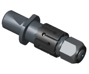 Ultra Lock Collet, between centers style, long